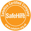 Safehire Certified Company Roundel