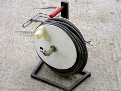 Drain Jetting equipment for above