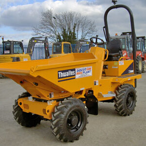 Four Wheel Drive Swivel Skip