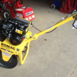Bomag 55E Single Drum Pedestrian