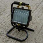 Single Head 500w 100v Floodlight (minipod)